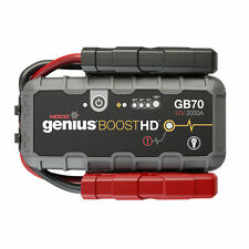 NOCO GB70 UltraSafe Lithium Jump Starter