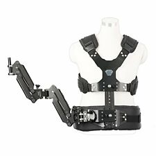 Movo MC50 Vest & Dual Articulating Arm for Handheld Video Stabilizer Systems