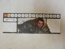 D&D Dragonfire Ranger Wood Elf Promo Card (Male) Dungeons & Dragons NEW & UNUSED