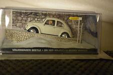James Bond voitures collection 074 Volkswagen Beetle On Her Majesty's Service