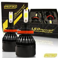 LED Headlight Protekz Kit Hb3 9005 High Beam for Chevrolet Silverado 1999-2017