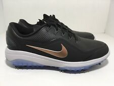 Nike React Vapor 2 Black White Bv1322-001 Women's Golf Shoes Size 8