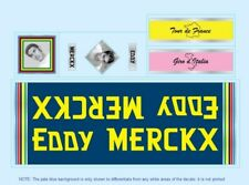 Eddy Merckx Bicycle Decals-Transfers-Stickers #9