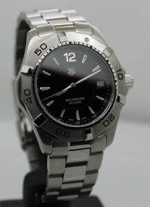 TAG Heuer Aquaracer 300m Black Men's Swiss Watch