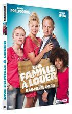 DVD *** UNE FAMILLE A LOUER *** Benoit Poelvoorde, Virgine Efira ( neuf emballé)