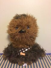 "Star Wars 9"" Talking CHEWBACCA Character Plush Underground Toys 2010 ""I Talk!"""