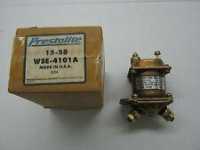 Prestolite 24V Solenoid/Starter Relay, 15-58 (WSE-4101A), Intermittent, NOS!