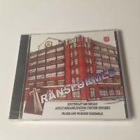 New The A.R.C. SINGERS Transformed CD Salvation Army Jesus God Choir Michigan se