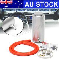 AUS 800ml Cylinder Radiator Overflow Reservoir Coolant Tank Universal Car   R