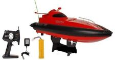 RC 1/16  RTR Tracer 2 Fast Racing Boat Red Color