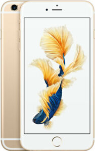 iPhone 6S Plus - Unlocked (GSM) - 16GB - Gold - Good
