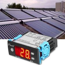 Digital Solar Water Heater Temperature Controller Thermostat + 2 Sensor Probes