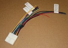 Subaru Stereo Wiring kit with Steering Wheel Switch wires Radio