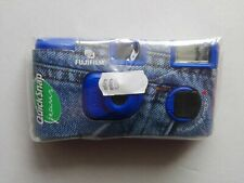 Sealed Fujifilm Single Use Disposable Camera - Quicksnap Jeans - 2009 Expired