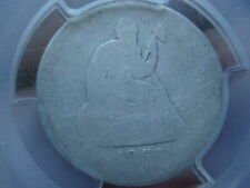 1855-O Seated Liberty Quarter- PCGS Certified, Great for Lowball Set