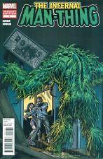 Infernal Man-Thing #1 Gerber Nowlan Gil Kane 12 Homage 1:25 Variant C NM/M 2012