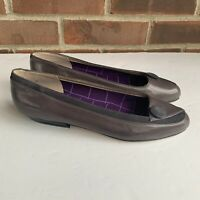 Vintage Pappagallo leather Flats Women's Size US 6 Nearly New