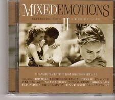 (GA912) Mixed Emotions II, 2CDs  - 1998 CD