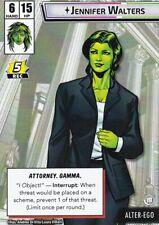 Marvel Champions LCG - Relese Event Promo Card - She-Hulk