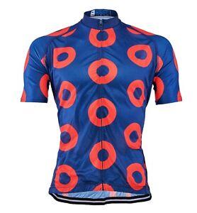 Fishman Donut Cycling Jersey