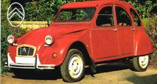 Manuales de reparación y servicios 2 CV Citroën