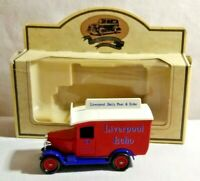 LLEDO DAYS GONE 1934 MODEL A FORD VAN - LIVERPOOL DAILY POST & ECHO - BOXED