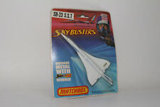 MATCHBOX SKY BUSTERS #SB-23 S.S.T. AIR FRANCE COMMERCIAL JET AIRPLANE, NIB