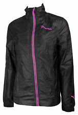 Puma Active Nylon Womens Running Jacket - Black