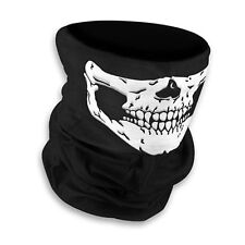 Skull Mask Skeleton Motorcycle Biker Scarf Face Neck Bandana Ski Paintball Snood