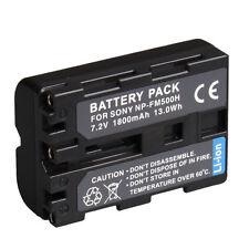Sony NP-FM500H Kamera Akku Batterie accu für SLT-A57 A58 A65 A77 A99  1800mAh