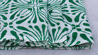 Indian Hand Block Printed Fabric 5 Yards Floral 100% Cotton Voile Floral Fabric