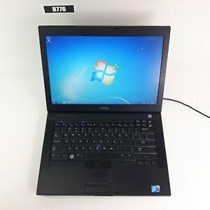 """DELL LATITUDE E6400 14"""" LAPTOP CORE 2 DUO P8700 4GB 320GB WIN 7 PRO H776"""
