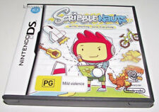 ScribbleNauts Nintendo DS 3DS Game *Complete*