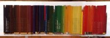Lot of 83 Vintage Used Colored Pencils Over 30 Colors/Shades-Faber, Dixon, Venus