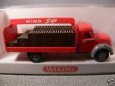1/87 Wiking MAGIRUS MERKUR carrello delle bevande WIMO SIP 848 01 B