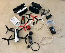 Parrot Bebop 2 Drone Bundle + Bag, Black & White.