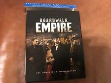 Boardwalk Empire: The Complete Second (2) Season - Blu-Ray / DVD