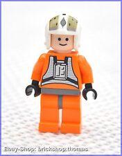 Lego Figur Star Wars (sw094) Rebel Pilot Y-wing Dutch Vander Minifig - NEW / NEU