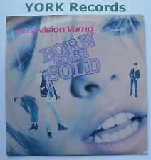 "TRANSVISION VAMP - Born To Be Sold - Excellent Condition 7"" Single MCA TVV 9"