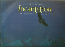 INCANTATION LP ALBUM THE BEST OF INCANTATION MUSIC FROM THE ANDES