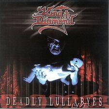 Deadly Lullabyes: Live by Electric Wizard, King Diamond (Vinyl, Sep-2004, 2 Discs, Massacre Records)