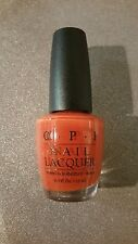 Opi Denmarks the Spot Nail Polish Lacquer 1994 Scandanavian Collection den-marks