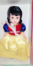 Retired Madame Alexander Jcp Snow White #13801