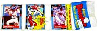 1988 Donruss Baseball Value Pack 45 Trading Cards 9 Puzzle Pieces