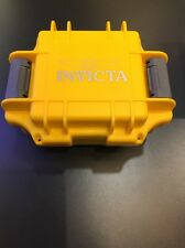 Invicta One Slot Yellow Watch Box