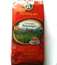 Best Ceylon Tea Batuwangala 500g Export Quality Free Ship