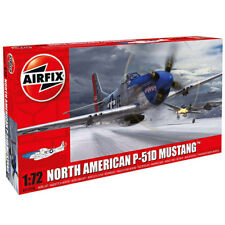 Airfix a01004a North American p-51d Mustang 1:72 AEREI kit modello