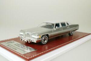Cadillac fleetwood 75 1976- Silver #156 From 250 1/43 GIM GIM018A New