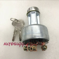 08086-10000 Tractor Ignition Starter Switch Fits Kubota Iseki Yanmar John Deere