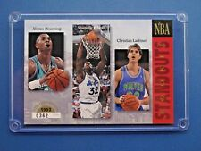 1993 Upper Deck Basketball Special Edition All Star Game Card Rookie Edition